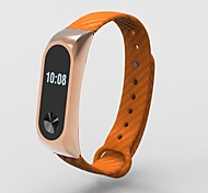 Xiaomi Mi Band 2 TPE Quick Release Soft Rubber Replacement Watch Bands