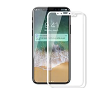 Tempered Glass Screen Protector for Apple iPhone X Front Screen Protector 9H Hardness Anti-Fingerprint