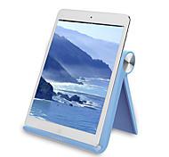 De Mesa Tablet Suporte com Base Suporte Ajustável Tapete Anti-derrapante Universal Tipo de Gravidade Titular