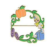 Women's Brooches Jewelry Fashion Adorable Alloy Jewelry Jewelry For Halloween Daily