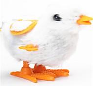 Недорогие -Игрушка с заводом Игрушки Курица и цыпленок Животные Новый дизайн Куски Мальчики Девочки Подарок