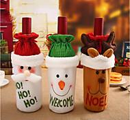 Недорогие -подарочные коробки подарочные коробки винные сумки santa рождественские каникулы коммерческие крытый открытый отель обеденный стол