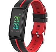 Недорогие -hhy новый b5 умный браслет в реальном времени сердечный ритм кровяное давление кровь кислород контроль сна браслет Bluetooth android ios