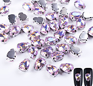 cheap -10pcs Glitter / Accessories / Crystal Glitters / Crystal / Fashionable Jewelry Cute / Creative / Lovely Daily