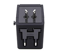 cheap -Plug converter overseas travel multifunctional plug converter universal charging switch socket with USB