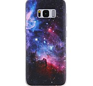 For Case Cover Pattern Back Cover Case sky Soft TPU for Samsung Galaxy S8 Plus S8 S7 edge S7 S6 edge plus S6 edge S6 S6 Active S5 Mini S5