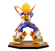 cheap -Anime Action Figures Inspired by Dragon Ball Vegeta PVC 15 CM Model Toys Doll Toy