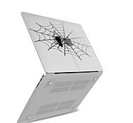 """Недорогие -MacBook Кейс для Композиция с логотипом Apple Прозрачный 3D в мультяшном стиле ПВХ Новый MacBook Pro 15"""" Новый MacBook Pro 13"""" MacBook"""