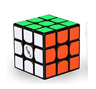 Rubik's Cube TheValk 3 mini 127 Smooth Speed Cube 3*3*3 Anti-pop Adjustable spring Magic Cube Plastics Square Birthday Christmas
