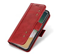 Case For Samsung Galaxy S8 S7 edge Card Holder Wallet Flip Full Body Solid Color Hard Genuine Leather for S8 Plus S8 S7 edge S7
