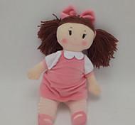 Недорогие -Мягкие игрушки Куклы Игрушки Девочки 1 Куски