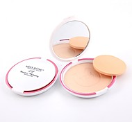 3 Powder Concealer/Contour Pressed Powder Matte Mineral Pressed powder Whitening Oil-control Long Lasting Natural Face