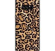 For Case Cover Pattern Back Cover Case Leopard Print Soft TPU for Samsung Galaxy Note 8 Note 5 Edge Note 5 Note 4 Note 3 Lite Note 3 Note