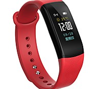bym мужская женщина новый b11 цветной экран умный браслет сердечный ритм тренировка сна контроль водонепроницаемый против потерянный умный