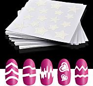 cheap -Lace Sticker Fashion Daily High Quality