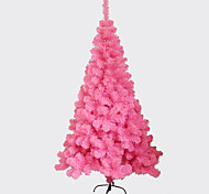Pink Christmas Tree Christmas Tree Pink 120cm Christmas Decoration Supplies