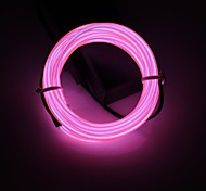 BRELONG 2m DC12V EL 12V LED Strip Light Round line - POWER SUPPLY