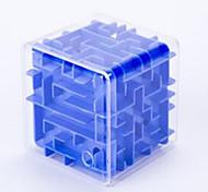 Недорогие -Лабиринты и логические головоломки Лабиринт 3D куб-головоломка Игрушки Прямоугольный Квадратный 3D Матовое стекло Универсальные Куски