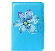 Недорогие -универсальный цветной pu кожаный чехол для подставки для 7 дюймов 8-дюймовый 9-дюймовый планшет с 10-дюймовым планшетом