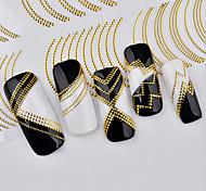 Недорогие -1 3D-стикеры для ногтей Мода Повседневные Высокое качество