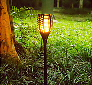 Недорогие -светодиодный наружный эффект пламени садовый свет водонепроницаемый
