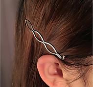 Европы и США внешней торговли модные аксессуары для волос евро популярный элемент головной убор волна шпилька клип a0325-0326