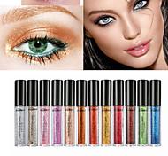 Недорогие -6шт теней для глаз теней макияж тени для век комплект алмазный жемчуг порошок maquiagem