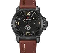 Men's Watch Boxes Dress Watch Wrist watch Unique Creative Watch Casual Watch Sport Watch Fashion Watch Chinese Quartz Calendar / date /