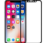cheap -Screen Protector Apple for iPhone X Tempered Glass 1 pc Full Body Screen Protector 3D Curved edge Anti-Glare Anti-Fingerprint Scratch