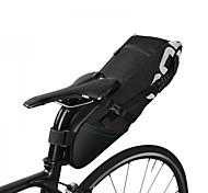 Fahrradtasche Fahrrad Kofferraum Taschen Regendicht Wasserdichter Reißverschluß Fitness Tasche für das Rad Polyester/Baumwolle Nylon