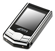 "cheap -Portable 8GB 4G Slim Mp3 Mp4 Player With 1.8"" LCD Screen FM Radio Video Games Movie"
