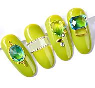 Недорогие -металлический дизайн ногтей украшение стразы жемчуг макияж косметический дизайн ногтей