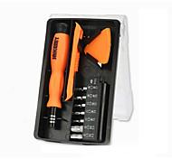 Teléfono móvil Kit de herramientas de reparación Magnetizado Pinzas Destornillador Plástico / acero Stianless Pry Herramientas de Recambio