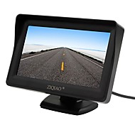 ZIQIAO 4.3 inch TFT Screen Car Rear View Monitor