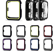 cheap -Apple Watch Silicone Bumper Case Protective Cover for Apple Watch 3 Series 1 2 38mm 42mm