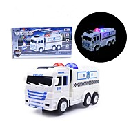 LED Lighting Police car Toys Toy Shape Holiday Music Birthday Lighting Voice Classic Kids Pieces