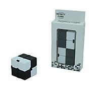 Недорогие -shenshou Кубик Infinity Cube Игрушки Для детской Стресс и тревога помощи Новинки Square Shape Пластик Места Простой Офис / Карьера Куски