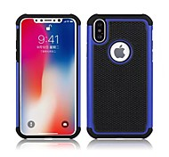 cheap -Case For Apple iPhone X iPhone 8 iPhone 5 Case iPhone 6 iPhone 6 Plus iPhone 7 Plus iPhone 7 Shockproof Back Cover Armor Hard Silicone for