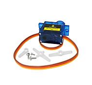 cheap -1PCS Keyestudio MINI 9G Servo Motor 23*12.2*29mm Blue For Arduino Robot