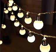 Недорогие -10 привели свет 1.5m световой водонепроницаемый штекер открытый праздник украшения свет вел свет строки