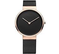 Men's Women's Casual Watch Fashion Watch Dress Watch Wrist watch Unique Creative Watch Japanese Quartz Chronograph Water Resistant /