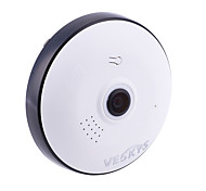 cheap -VESKYS® 360 degree FishEye Lens Wireless IP Camera Smart Home 3.0MP Home Security WiFi Panoramic Camera