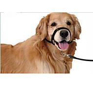 Собака Намордники Пособия по поведению Учебный Компактность Анти Кора Регулируемая гибкая