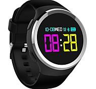 economico -braccialetto intelligente integrato bluetooth calorie bruciato app controllo della pressione sanguigna misurazione impulso tracker pedometro attività