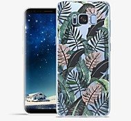 preiswerte -Hülle Für Samsung Galaxy S8 Plus S8 Muster Rückseite Landschaft Weich TPU für S8 Plus S8 S7 edge S7 S6 edge plus S6 edge S6