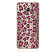 cheap -Case For Samsung Galaxy S8 Plus S8 Pattern Back Cover Leopard Print Soft TPU for S8 Plus S8 S7 edge S7 S6 edge plus S6 edge S6