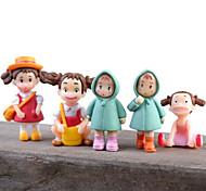 cheap -Fairytale Theme People Plastics Cartoon,Single Decorative Accessories