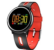cheap -Smart Bracelet Heart Rate Monitor Exercise Record Camera Control APP Control Message Reminder Pedometer Sleep Tracker Find My Device