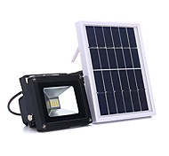 1pc 5W LED Solar Lights Waterproof  Light Control Outdoor Lighting Cold White