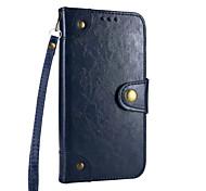 preiswerte -Hülle Für Sony Z5 Sony Xperia Z3 Sony Sony Xperia XA Xperia XA1 Ultra Xperia XA1 Kreditkartenfächer Geldbeutel mit Halterung